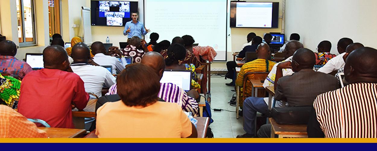 Assurer la formation universitaire des professionnels de la santé et des personnes ayant à exercer des fonctions de gestion dans les établissements de santé